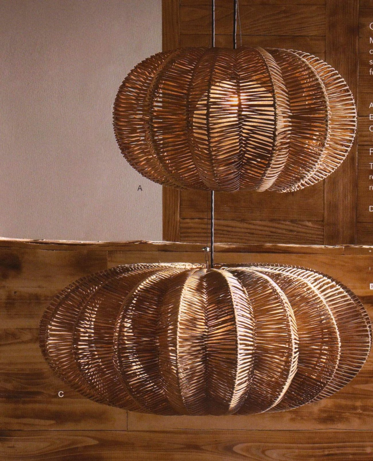 Costa verde chandelier modern shape lamp constructed of natural modern shape lamp constructed of natural plant fibers woven around a wire frame large 31dia x 14h 420 keyboard keysfo Choice Image